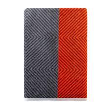 <b>Полотенце</b> для пляжа <b>Arya home</b> collection Geo, серый, оранжевый