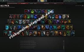 smartphone application and game dota 2 offline bagas31