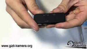 gizli ses kayıt cihazı ses sensörlü