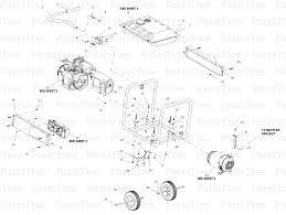 generac power 5944 0 0059440 gp5000 generac gp5000 portable 012345678910