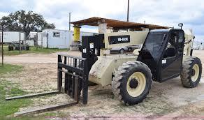Ingersol Rand Forklift 2004 Ingersoll Rand Vr 843c Telehandler Item E6287 Sold