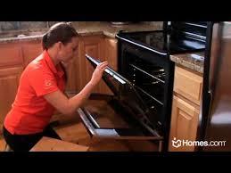 whirlpool self cleaning oven door