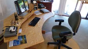 Ergonomic Computer Desk The Nelzone Desk Mynelzone