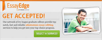 EssayEdge is an expert resource for essay tips