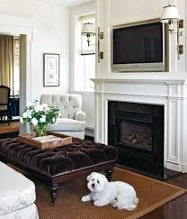 fireplace mantel lighting. Classic Living Room Ideas With Antique White Wall Mounted Lighting Fixtures For Adorable Fireplace Mantel E