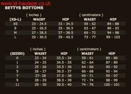 Hollister Bottoms Size Chart 56 Symbolic Hollister Jeans Chart