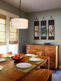 kitchen table lighting. Dining Room Light Fixture Wooden Table Set Fluorescent Lighting Asian Wall Decor Kitchen
