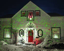 Whole House Christmas Light Projector Lamp Projection Christmas Lights For Wonderful Lighting