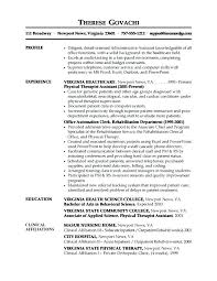 Resume Objectives For Medical Field Administrative Resume Objectives ...