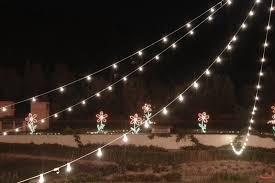 tuscany lighting. Fairy Lights In Country Location For Wedding Tuscany Lighting