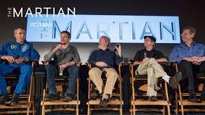 The Martian | NASA JPL Cast & Filmmaker Q&A Highlights [HD]