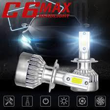 <b>ASLENT Mini</b> Size H7 LED <b>Car</b> Accessories Light Bulb H4 H11 H1 ...