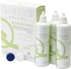 <b>Раствор Queen's</b> UniYal 3 х 250 мл Soleko S.P.A