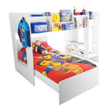 flair furnishings wizard junior 'l' shaped bunk bed