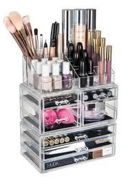 makeup storage ideas acrylic makeup storage unit