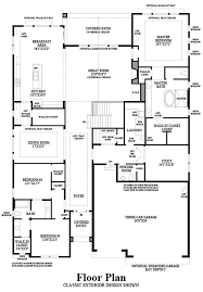 Prepossessing Floor Plan Of A Kitchen Collection Backyard Fresh On Classic Floor Plans