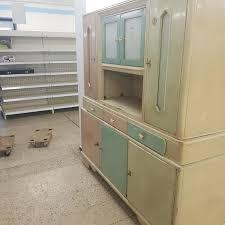 Vintage Küchenaufsatzschrank 20er Jahre