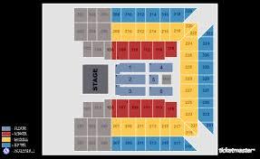 Royal Farms Seating Chart Nationwide Arena Seating Chart Nationwide Arena Seating