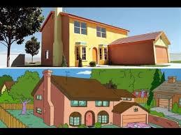 Top 5 Real Life Cartoon Houses