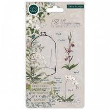 Craft Consortium Stamp Set Botany Set Of 13 The Emporium