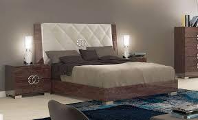 made in italy elegant leather high end bedroom sets san bernardino california esf prestige