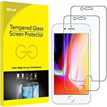 Tempered Glass Film for iPhone 8 - Amazon.co.uk