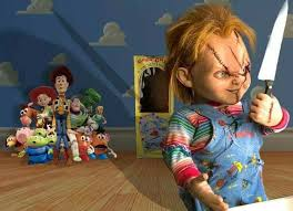 toy story 4 everyone meets chucky. Contemporary Toy Chucky Comes To Toy Story 4 On Everyone Meets O