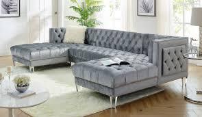 china corner group modern sofa set 3pcs