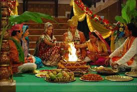 Индийская свадьба Свадебные обряды церемонии и ритуалы Индии  Несущий глубокий сакральный смысл ведический свадебный обряд Виваха несомненно является самым важным событием в жизни каждого жителя Индии и поэтому к его