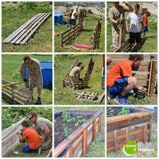 Small Picture Best 20 Pallet garden box ideas on Pinterest Gardening