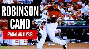Robinson Cano Swing Analysis - Baseball ...