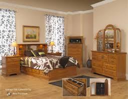 Oak Bedroom Vintage Oak Bed Zen Bedrooms