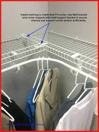 installing closetmaid