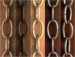 antique chandelier chain 1 long link