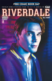 Image result for riverdale #1 comic
