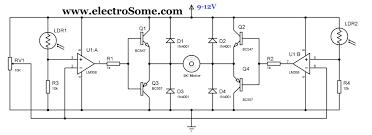 simple solar tracker circuit diagram 5 eco living simple solar tracker circuit diagram