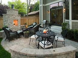 Decoration in Small Backyard Patio Ideas On A Budget Outdoor Patio