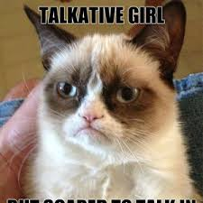 Talkative Girl by recyclebin - Meme Center via Relatably.com