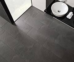 white porcelain tile floor. Slate Look Porcelain White Tile Floor M
