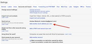How To Use Email How To Use Gmail To Send And Receive Email From Your Other Accounts