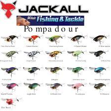 Jackall Pompadour 79mm 22g Topwater Fishing Lure