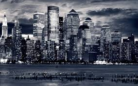 New York Wallpaper For Bedrooms Black And White City Wallpapers Wallpaper Cave