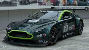Aston Martin V12 Vantage Gt3 12 Gran Turismo Wiki Fandom