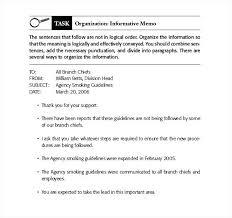 Samples Of A Memorandum 5 Executive Memo Examples Samples Sample ...