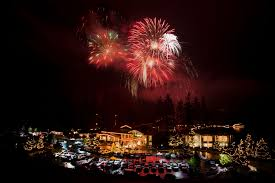 Alderbrook Lights Kick Off The New Year With Your Family At Alderbrook Resort