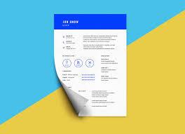 Free Modern Cv Template In Psd For Web Designer Good Resume