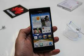 Huawei Ascend P2 pictures and hands-on