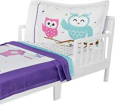 owl always love you toddler bedding set