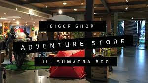 Beli perlengkapan gunung eiger terbaru 2020. Eiger Shop Bandung Jalan Sumatera Smell Like Home