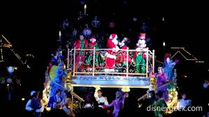 Mickey Christmas Lights Disneyland Paris Mickeys Magical Christmas Lights Clips